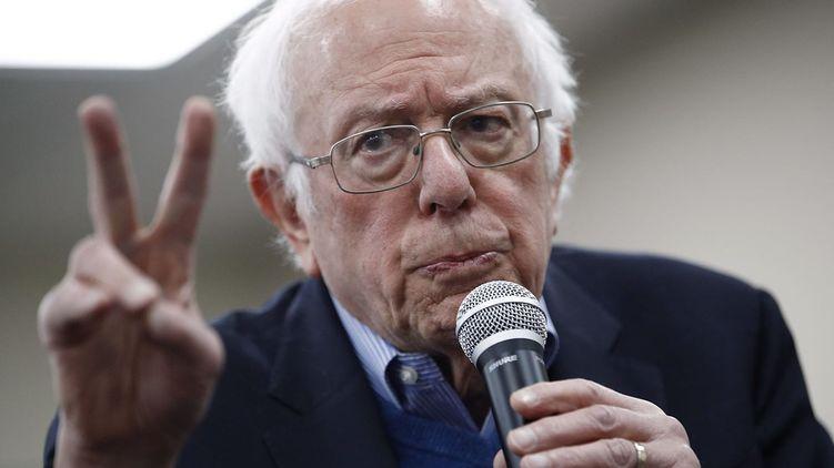 Социалист-пацифист Сандерс лидирует среди кандидатов на выборы от демократов