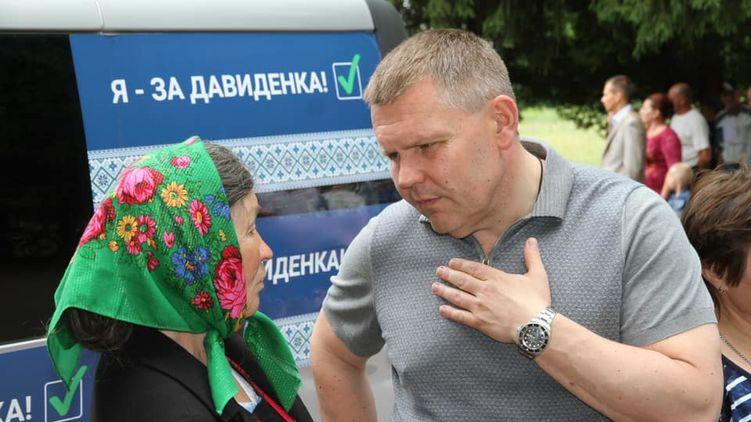 Гибель Валерия Давиденко (справа) может вызвать серьезные политические последствия в Раде и в Черниговской области, фото: страница Валерия Давиденко в Фейсбуке