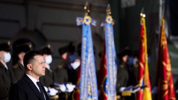 Президента Владимира Зеленского ждет решающий год, фото: president.gov.ua