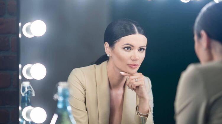 Ведущая заблокированного телеканала NewsOne Диана Панченко в интервью