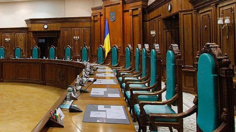 Ранее Зеленский подписал указ о конкурсе для отбора кандидатур на должность судьи КСУ