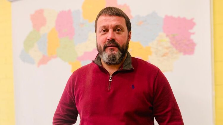 Андрей Деркач в интервью