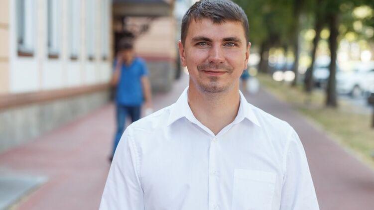 Антон Поляков. Фото из Facebook депутата