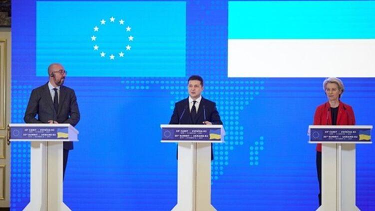 Европа ждет от Украины конкретных сроков по достижению углеродной нейтральности. Фото из открытых источников