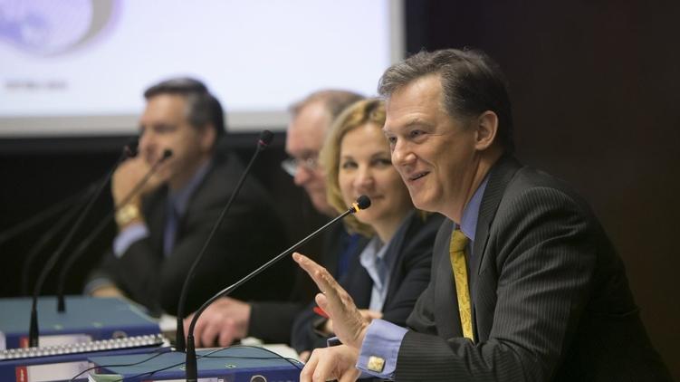 Джордж Кент хорошо знает реалии украинской политики, фото: usembassy.gov